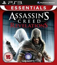 PS3 Spiel Assassin's Assassins Creed Revelations Essentials Version Neu