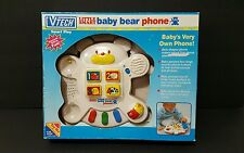 Vintage 1993 Vtech Little Smart Baby Bear Phone  (New) NOS