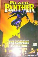 Black Panther- The Complete Collection by Christopher Priest (Giant Sized TPB)