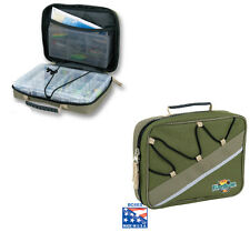 SOFT SIDE TACKLE SYSTEM with STORAGE BOXES BAG for Course Fly Carp Sea Fishing