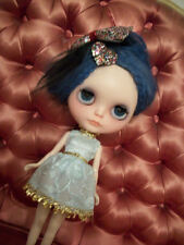 Rare Designer ENDANGEREDSISSY Exquisite Blythe Doll Dress VINTAGE Fancy Fabrics