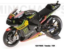 1 12 Minichamps Yamaha Yzr-m1 Moto GP Zarco 2017 Monster