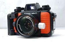 **NO Ship to USA**  Nikon Nikonos V Film Camera w/28mm f3.5 Lens  SN3076929