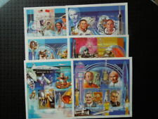 G391  STAMPS   MALI 1999  SPACE  MI  2255-78  6 X  S/S SHEET  MNH
