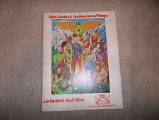Flash Gordon & the Warriors of Mongo RPG Fantasy Games Unlimited FGU