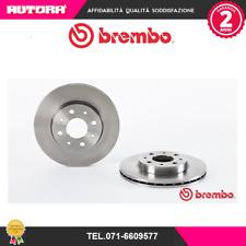 09861610-G Coppia disco freno ant Fiat-Ford (BREMBO)