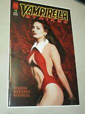 Harris Comics Vampirella Strikes #1 NM+ Cosplay Variant Photo Cover