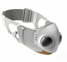XuperMask HONEYWELL Face Mask by Will.i.am White M/L White/Gray/Orange Med/Large