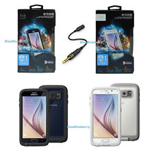 New Lifeproof Waterproof FRE Case For Samsung Galaxy S6 100% Authentic