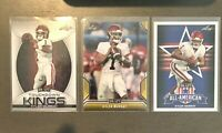 🤩NICE🤩 Kyler Murray Rookie Lot (3) Leaf All American, Gold Draft, TD King WOW