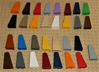LEGO - SLOPE 75% 2 x 1 x 3. Parts 4460a & 4460b , Choose Colour & Qty - SL2
