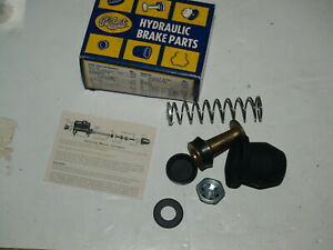 NOS Pilot Master Cylinder Kit 16-P #3613 -1950-1955 Chrysler DeSoto