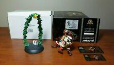 Looney Tunes Spotlight / Goebel - Tasmanian Devil Ornament with Stand - Ltd Ed