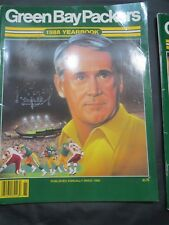 1988 GREEN BAY PACKERS FOOTBALL YEARBOOK