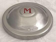 Morris 8 H.P serie E-Morris SERIE mm timbrato in acciaio inox HUB CAP