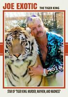 Joe Exotic Tiger King Custom Sports Card VERY RARE