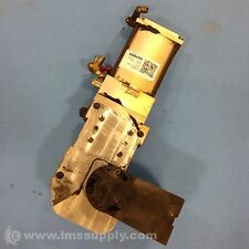 TUNKERS KS 80 A10 T12 80 PNEUMATIC POWER CLAMP USIP