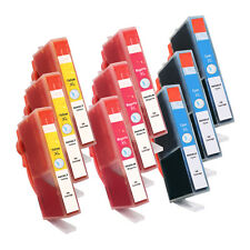 9 COLOR 564XL Ink Cartridge for HP Printer Photosmart 5510 5515 5520 5525