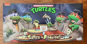 TMNT Teenage Mutant Ninja Turtles Turtles In Disguise NECA. Missing Leonardo