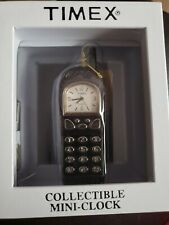 Timex Collectible Mini Clock Cell Phone