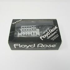 Floyd Rose Pro Vibrato Chrome 42mm Block Great Shape - Made In Germany