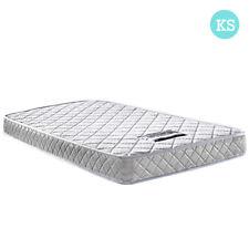 King Single Pocket Spring Mattress  Bed High Density Foam Top 13CM