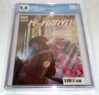 Magnificent Ms. Marvel #1 CGC Universal Grade Tarr Variant Cover Variant 9.8 💎