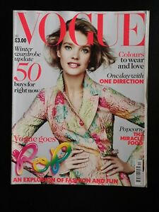 Vogue Magazine December 2012 (277) Natalia Vodianova