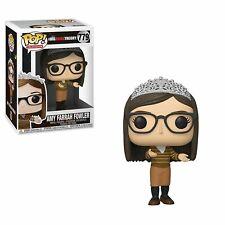 Funko Pop Television Big Bang Theory Season 2 Amy Farrah Fowler #779 Figure NIB