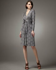 Tory Burch Vanessa silk dress, Size L, Aus 10-12, NEW