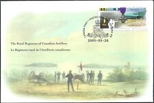 Canada   # S67  Special Event   CANADIAN ARTILLERY    New 2005 Unaddressed Cover