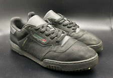 Beaters 2018 Adidas Calabasas Yeezy Powerphase Black Size 10.5 119657428 PICS!!!