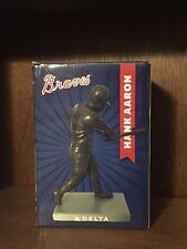 Hank Aaron Bronze Statue SGA 8/18/17 Atlanta Braves Suntrust Park first season