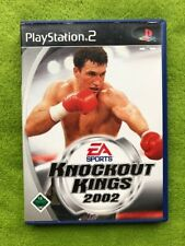 Ps2-Knockout Kings 2002