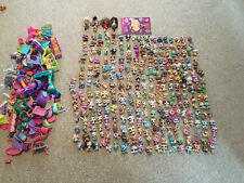Lot LPS Littlest Pet Shops 258 Animals & Over 300 Accessories Dogs Cats Rare Old