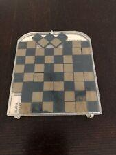Vintage KRAZEE Checkerboard Puzzle Brain Teaser Plas-Trix Co