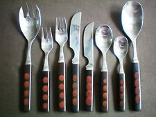 Denby Touchstone Garnet Arabesque Individual Cutlery Pieces