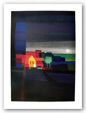 MUSEUM ART PRINT Night Falls Ton Schulten