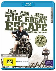 The Great Escape (Blu-ray, 2013)
