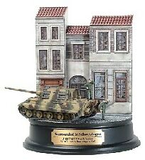 Surrounded In Schwetzingen Jagtiger Porsche 1s/s.pz.jg.abt. 653 1945 1:72 Model