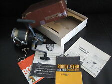 Roddy Gyro 225 Fishing Reel in Box Vintage Collectable
