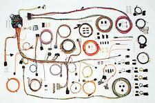1969 Pontiac Firebird American Autowire Wiring Harness