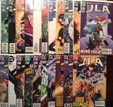JLA Comic Lot of 30 #'s 70-99