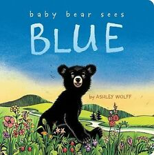 Baby Bear Sees Blue (Classic Board Books)-ExLibrary