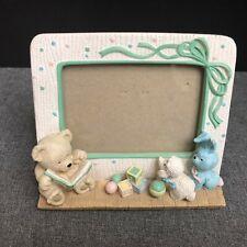 Baby Nursery 3D Picture Frame Bear Bunny