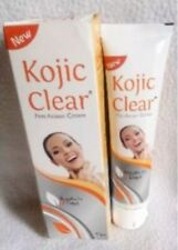 2x KOJIC CLEAR FAST ACTION CREAM ORIGINAL 7 DAYS ACTION 2 TUBES