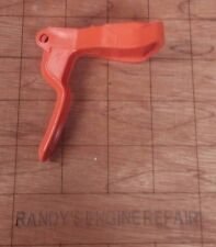Husqvarna 574355301 TRIGGER THROTTLE HVA ORANGE 128 LDX 128DJX US Seller