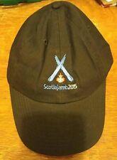 Scouts Canada ScotiaJamb 2015 Baseball Cap Hat - NEW