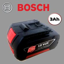 Bosch 18v battery 3ah cheaper than 4ah bosch battery