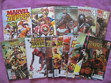 Marvel Zombies 1, 2, 3, 4, 5, Supreme, Army of Darkness, Return, Destroy, more!